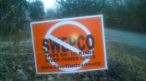 swepco sign